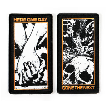 Here & Gone Patch Set