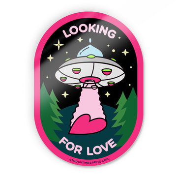 Looking for Love Sticker