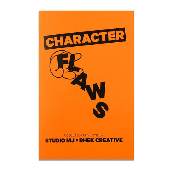 Character Flaws Zine