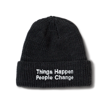 People Change Beanie - Tough Times
