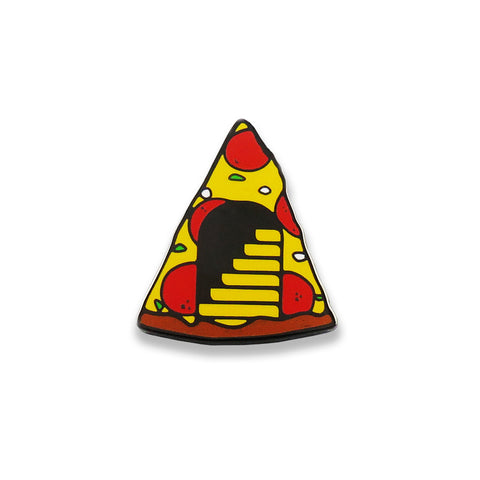 Pizza Portal Pin