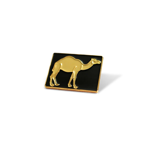 Vintage Gold Camel Pin