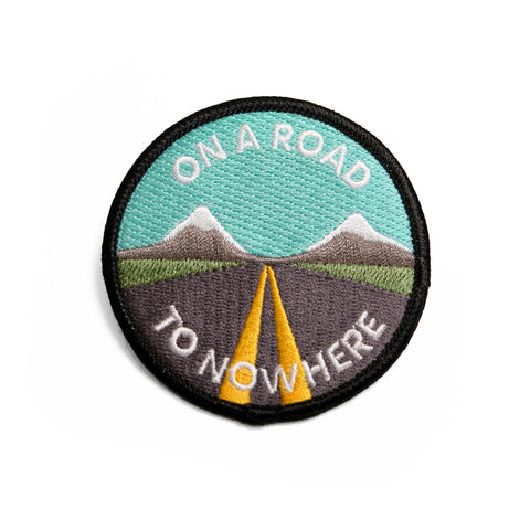 "Road To Nowhere ""Day"" Patch"