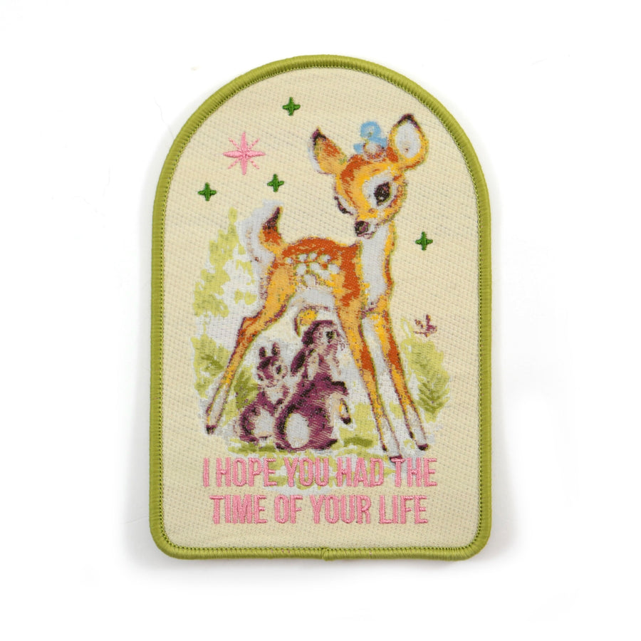 Time of Your Life Patch