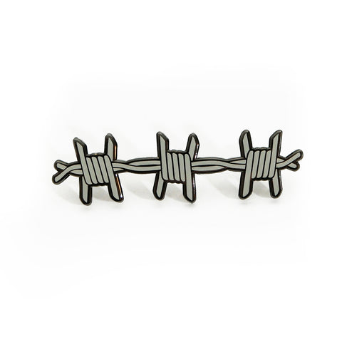 Barbed Wire Pin