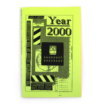 Year 2000 Zine - Tough Times