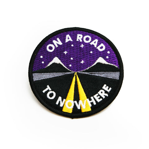 "Road To Nowhere ""Night"" Patch"
