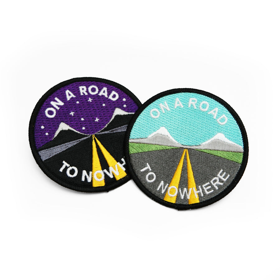 Road To Nowhere Patch Pack