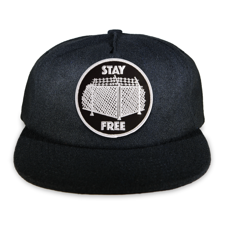 Stay Free Hat