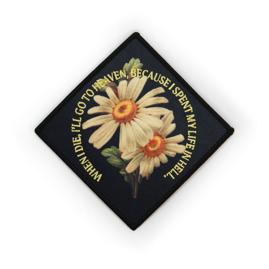 Pushing Daisies Patch