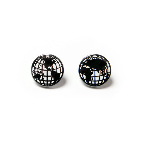 Mini Globe Pin Set