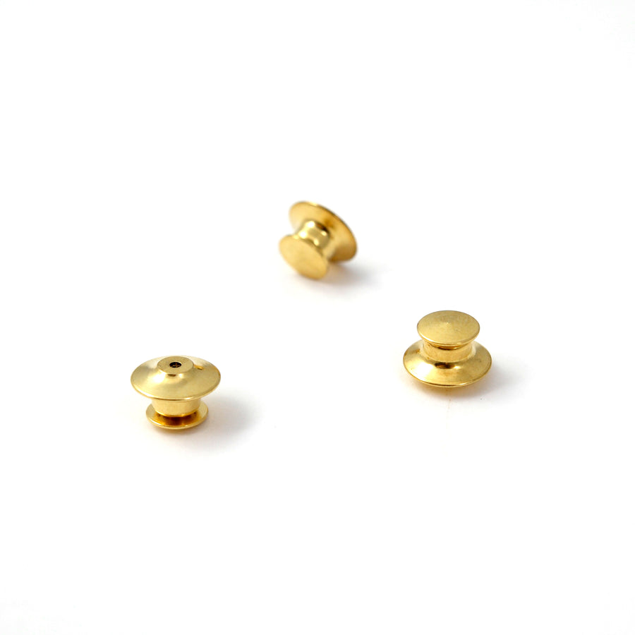 Gold Locking Pin Keepers (3-Pack)