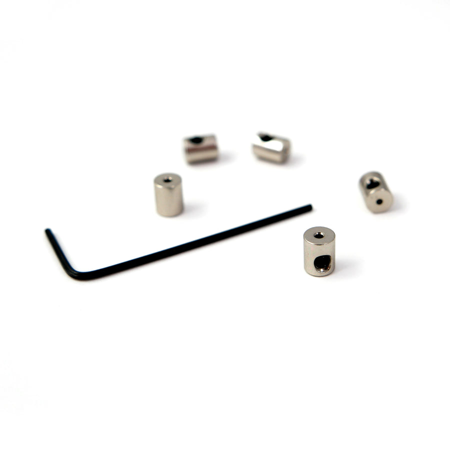 Locking Allen Key Pin Keepers (5-Pack) - Tough Times