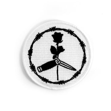 Blade & Rose Patch