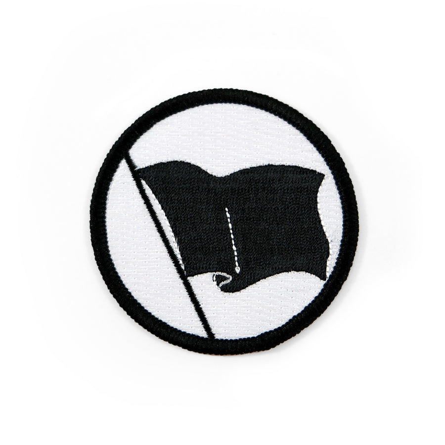 Black Flag Patch - Tough Times