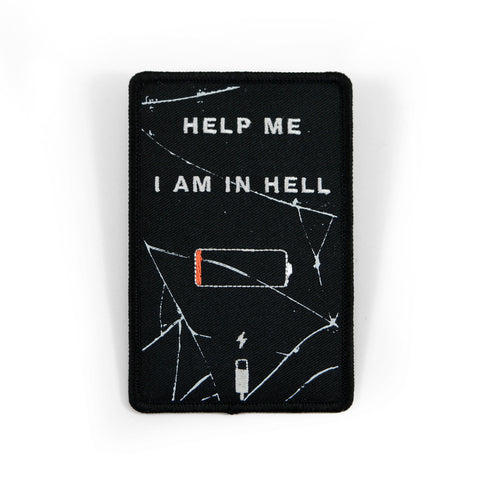 Help Me, I Am In Hell Patch