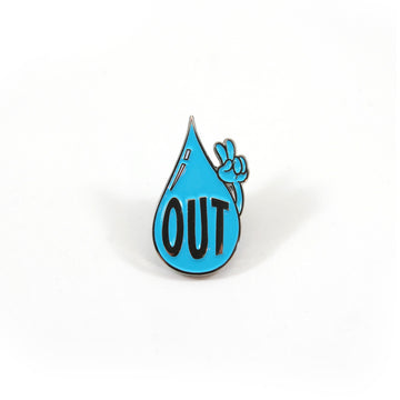 Drop Out Pin