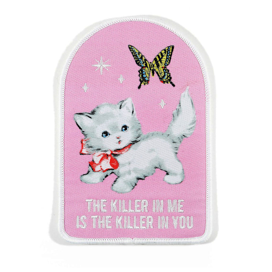 Kitten In Me Patch - Tough Times