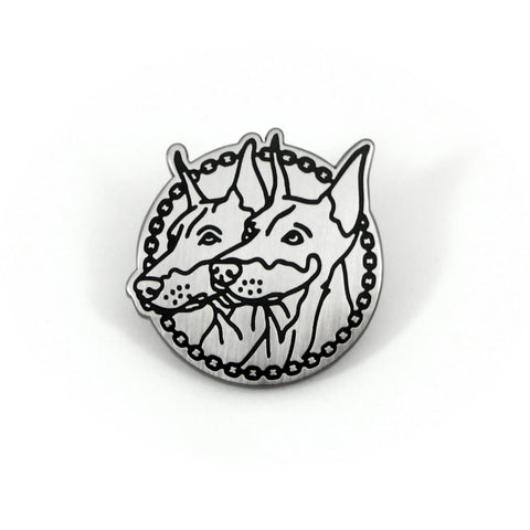 Pharaoh's Dogs Pin