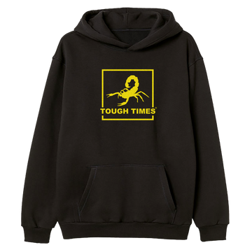 Scorpion Pullover Hoodie - Tough Times