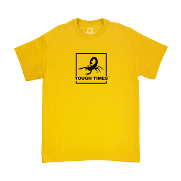 Scorpion T-Shirt - Tough Times
