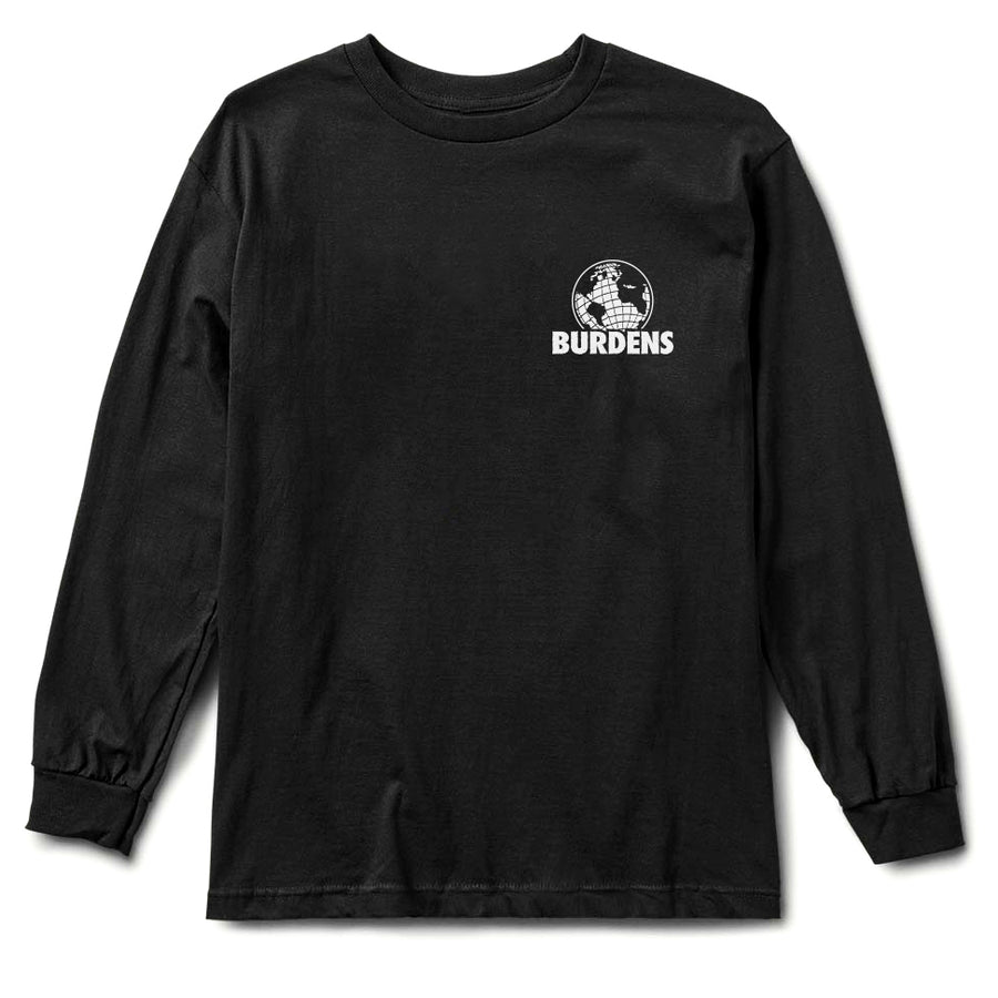 Stamp Out Everything Long Sleeve - Tough Times