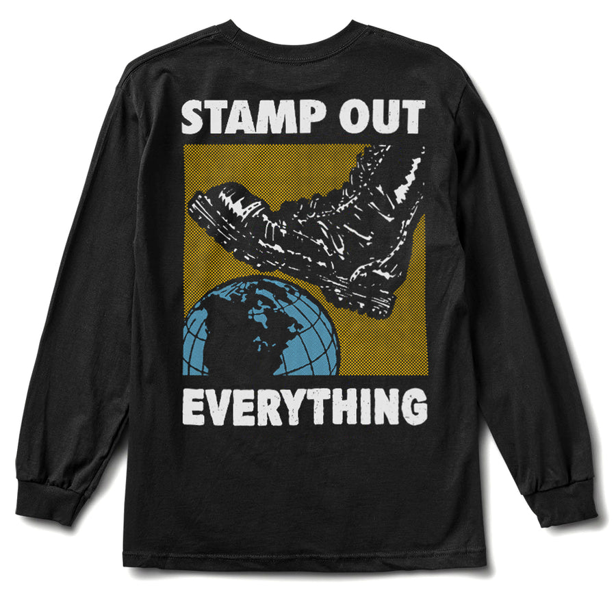 Stamp Out Everything Long Sleeve