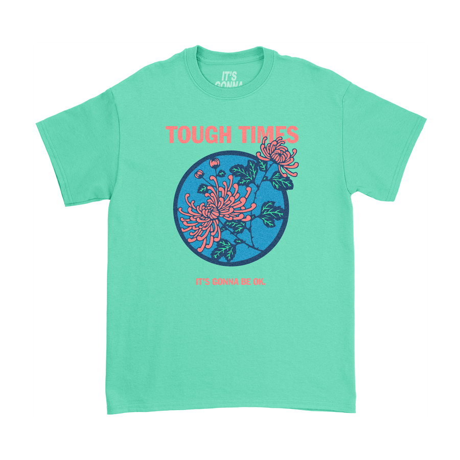 Chrysanthemum T-Shirt - Tough Times