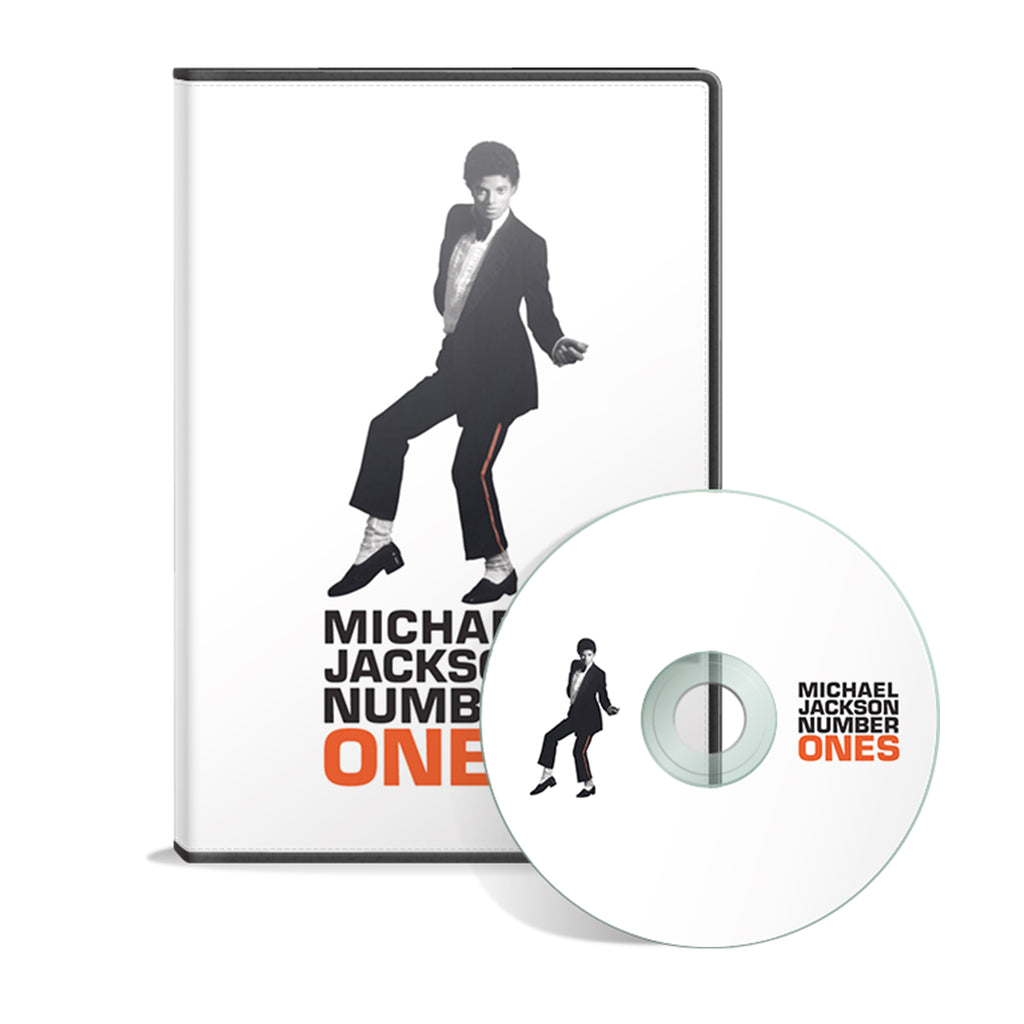 NUMBER ONES - DVD
