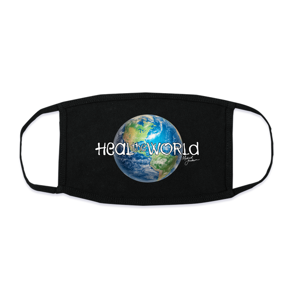 HEAL THE WORLD V3 FACE MASK