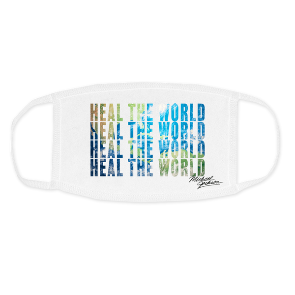 HEAL THE WORLD V2 FACE MASK