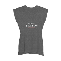 HIStory 25 Grey Heather Muscle Tank
