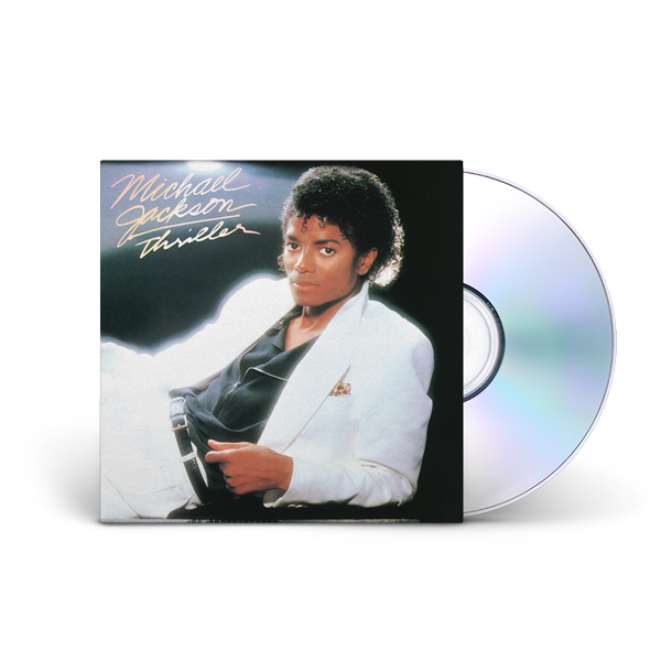 THRILLER - CD
