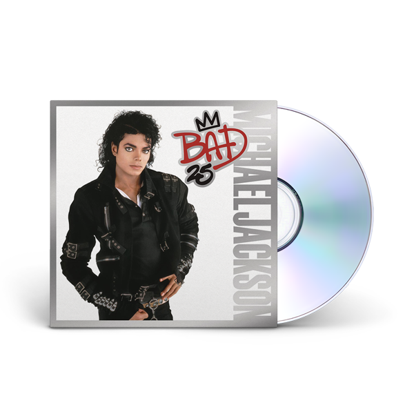 BAD - 25TH ANNIVERSARY - 2CD