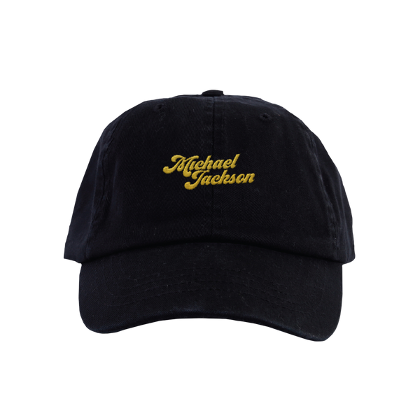 SCRIPT ADJUSTABLE DAD HAT