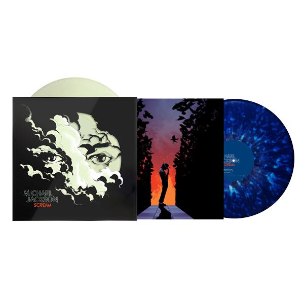 SCREAM - COLOUR 2LP