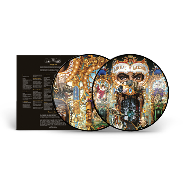 DANGEROUS PICTURE DISC - 2LP