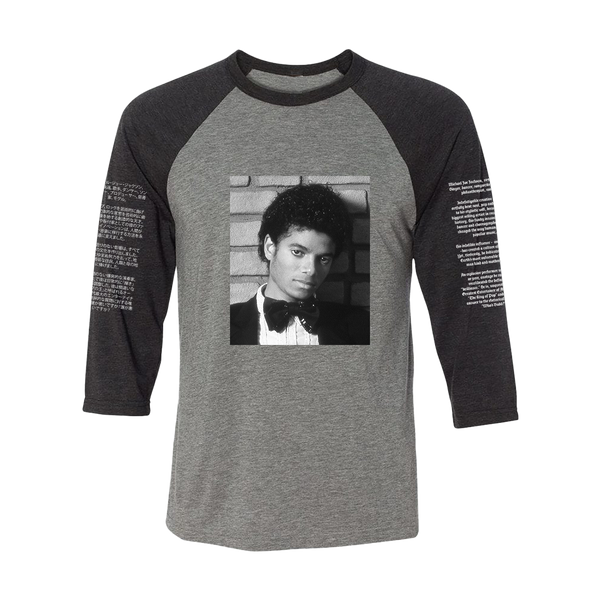 OFF THE WALL RAGLAN