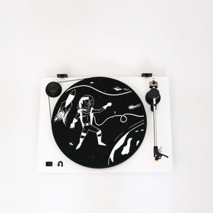 Spaceman Turntable Slipmat