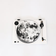 The Moon Turntable Slipmat