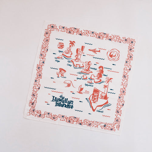 Hawaiian Islands Bandana