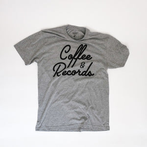 Coffee & Records Tee Shirt