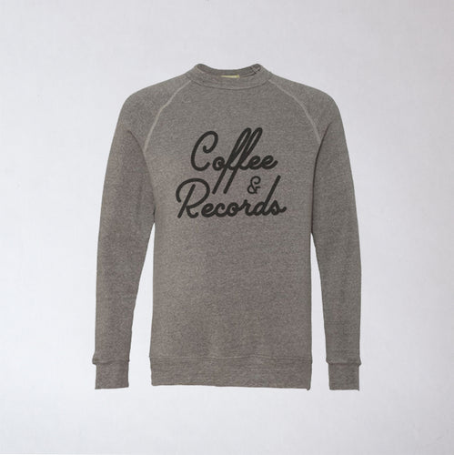 Coffee & Records Sweatshirt