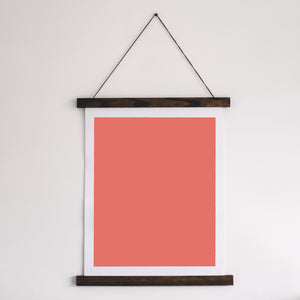 Wood Hanging Frame