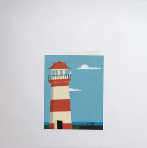 Lighthouse Greeting Card (2-Pack)