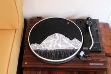 Mountains Turntable Slipmat