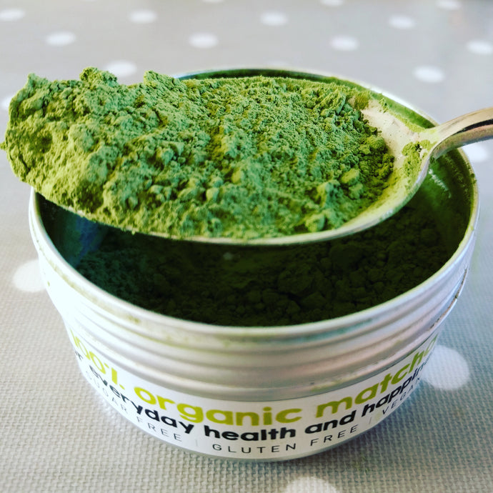 A beginners guide to matcha