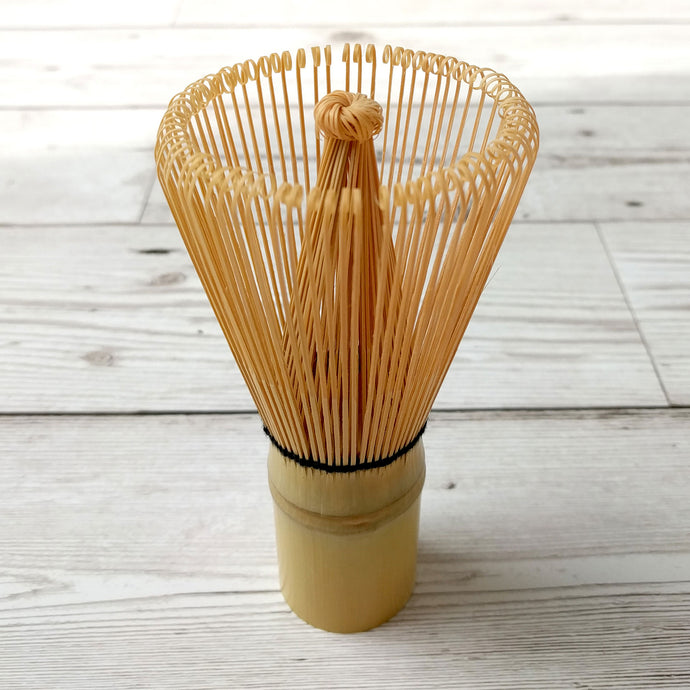 Terrific tea Traditional matcha whisk