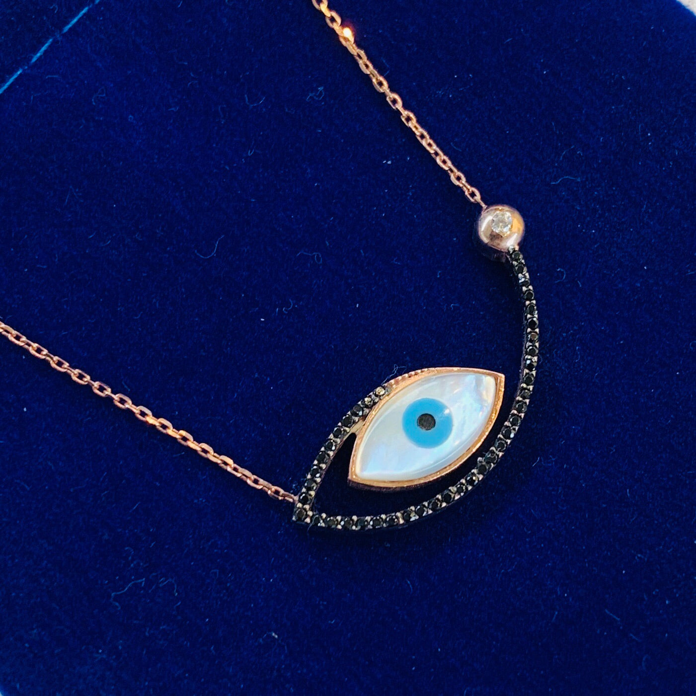 Nazareth Evil Eye necklace