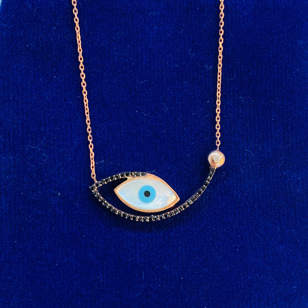 Nazar Evil Eye necklace